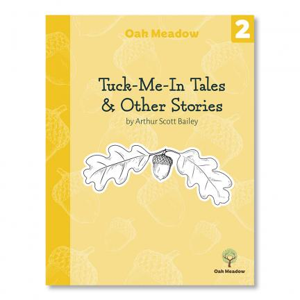 Tuck Me In Tales & Other Stories | Oak Meadow Bookstore