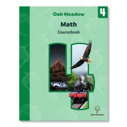 Grade 4 Math Coursebook | Oak Meadow Bookstore