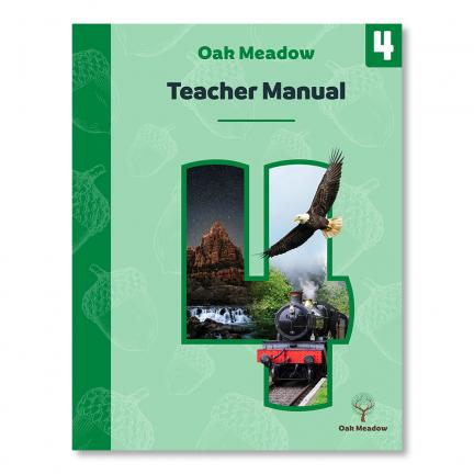 4th Grade Teacher Manual | Oak Meadow Bookstore