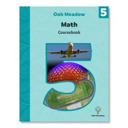 Grade 5 Math Coursebook | Oak Meadow Bookstore