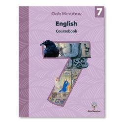 English Grade 7 Coursebook | Oak Meadow Bookstore