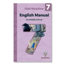 Oak Meadow English Manual for Middle School | Oak Meadow Bookstore