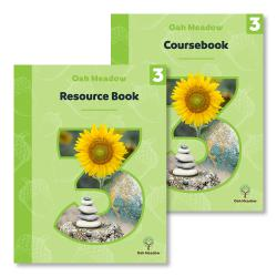 Grade 3 Coursebook & Grade 3 Resource Book | Oak Meadow Bookstore