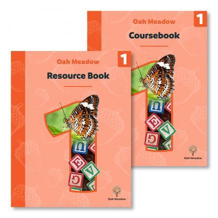 Grade 1 Coursebook & Resource Book | Oak Meadow Bookstore