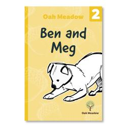 Ben and Meg - Digital | Oak Meadow Bookstore