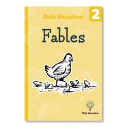 Fables - 2nd Grade Digital Reader | Oak Meadow Bookstore