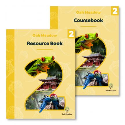 2nd Grade Coursebooks - Digital | Oak Meadow Bookstore