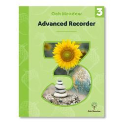 Advanced Recorder: A Parent's Guide for Teaching Soprano Recorder - Digital | Oak Meadow Bookstore