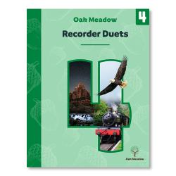 Book of Recorder Duets: A Parent's Guide for Teaching Soprano Recorder - Digital | Oak Meadow Bookstore