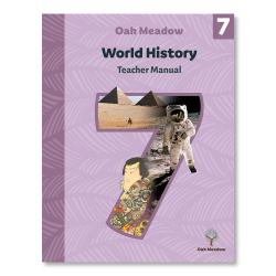 Teacher Manual: World History Grade 7 - Digital | Oak Meadow Bookstore