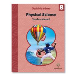 Grade 8 Teacher Manual: Science - Digital | Oak Meadow Bookstore