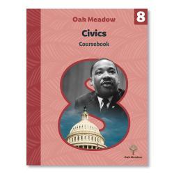 Grade 8 Civics Coursebook - Digital | Oak Meadow Bookstore