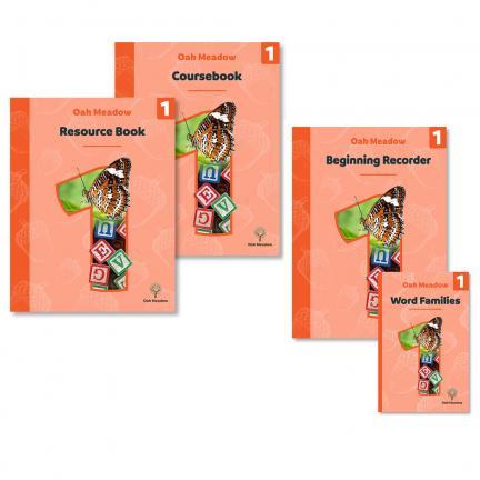 Grade 1 Package - Digital