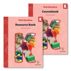 Oak Meadow Kindergarten Coursebook and Resource Book   Oak Meadow Bookstore