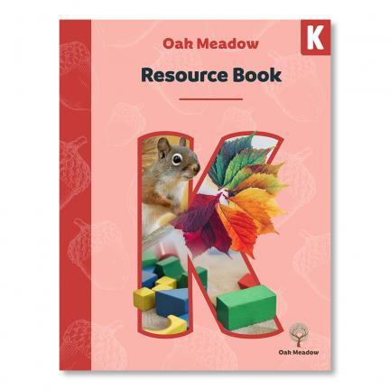 Kindergarten Resource Book   Oak Meadow Bookstore