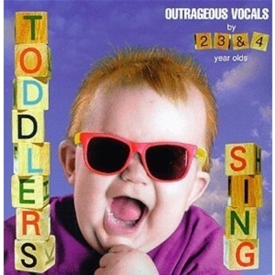 Toddlers Sing CD Featuring Outrageous Vocals by 2, 3, & 4 Year Olds | Oak Meadow Bookstore