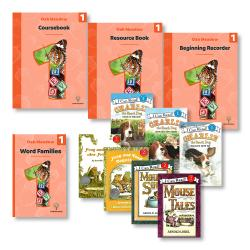 First Grade Curriculum Package + Grade 1 Readers | Oak Meadow Bookstore