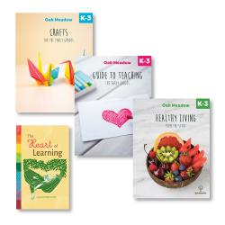 K-3 Enrichment Package - Digital | Oak Meadow Bookstore