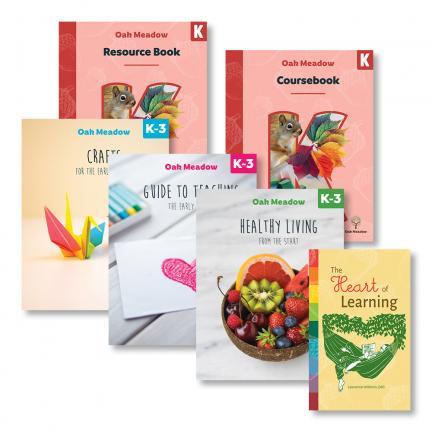 Kindergarten + K-3 Enrichment Package - Digital