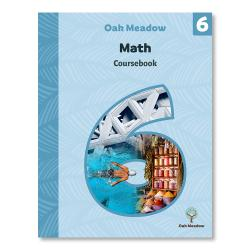 Grade 6 Math Coursebook | Oak Meadow Bookstore