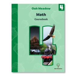 Grade 4 Math Coursebook | Oak Meadow Bookstore
