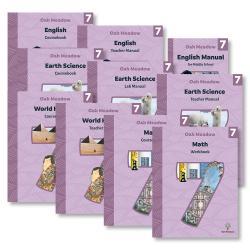 Grade 7 Curriculum Package - Digital   Oak Meadow Bookstore