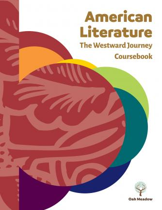 American Literature: The Westward Journey Coursebook | Oak Meadow Curriculum - High School