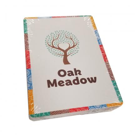 Oak Meadow Playing Cards