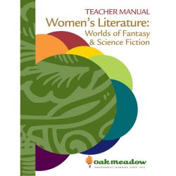 Women's Literature Teacher Manual | Oak Meadow Bookstore