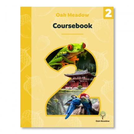 2nd Grade Coursebook | Oak Meadow Bookstore