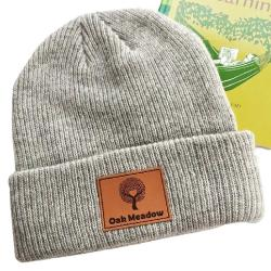 OM Wool Hat (Grey)