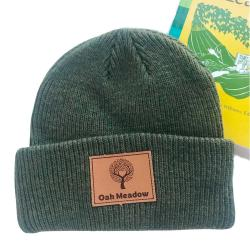 Oak Meadow Wool Hat (Green)