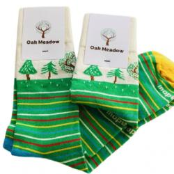 OM Socks (Medium Crew)