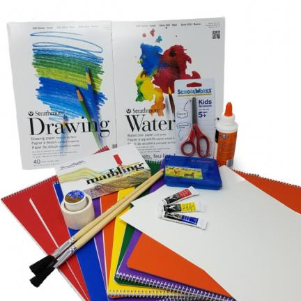 Third Grade Craft Kit without Recorders | Oak Meadow Bookstore