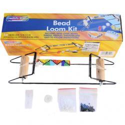 Seed Bead Loom Kit, Creativity Street - Crafts & Supplies | Oak Meadow Bookstore