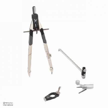 Quick Set Bow Compass - Crafts & Supplies | Oak Meadow Bookstore