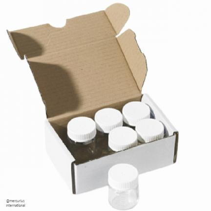 Paint Jar With Lid (6 Jars) - Crafts & Supplies   Oak Meadow Bookstore