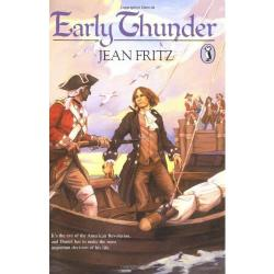 Early Thunder by Jean Fritz | Oak Meadow Bookstore