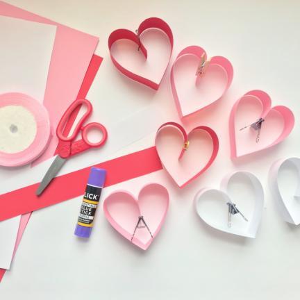 Valentine's Day Craft Kit
