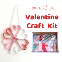 Valentine's Day Craft Kit