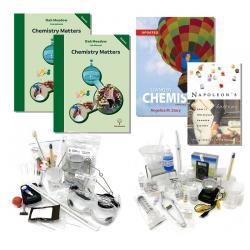 Chemistry Matters Course Package | Oak Meadow Bookstore