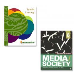 Media Literacy Course Package | Oak Meadow Bookstore
