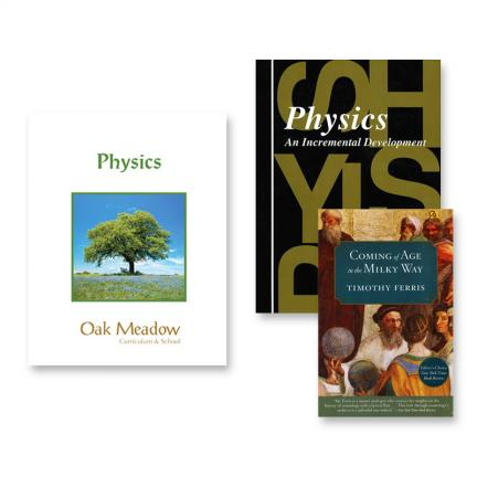 Physics Course Package - High School Science | Oak Meadow Bookstore