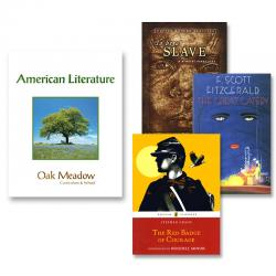 American Literature Course Package - High School English | Oak Meadow Bookstore