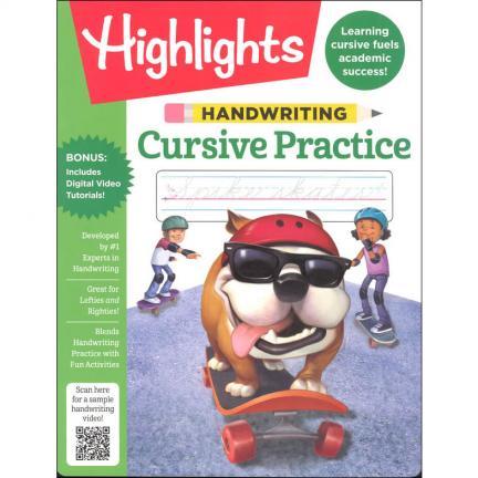 Cursive Book