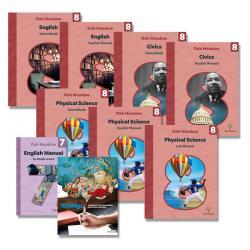 Grade 8 Curriculum Package - Digital | Oak Meadow Bookstore