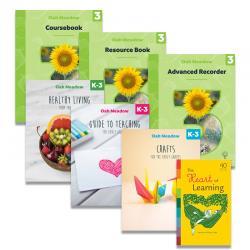 Grade 3 + K-3 Essentials Package - Digital | Oak Meadow Bookstore