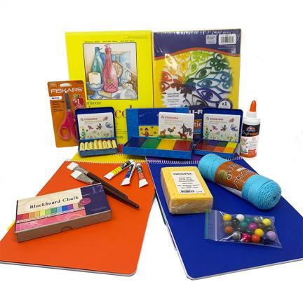 Kindergarten Craft Kit | Oak Meadow Bookstore