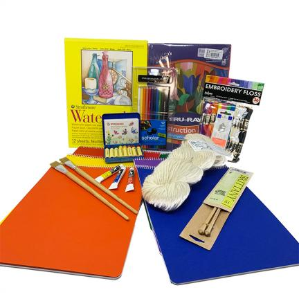 First Grade Craft Kit without Recorders   Oak Meadow Bookstore