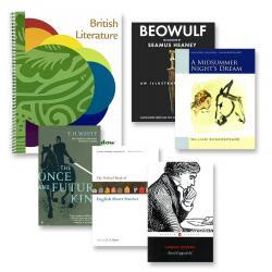 British Literature Course - High School English | Oak Meadow Bookstore